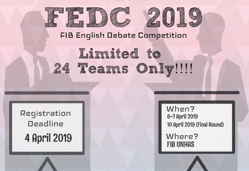 FIB English Debate Competition